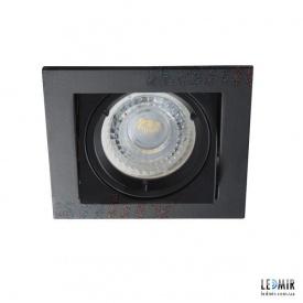 Встраиваемый светильник Kanlux ALREN DTL-B GU10 Черный