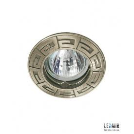 Встраиваемый светильник Kanlux RODOS CT-DT09-AB G5.3 Золотой