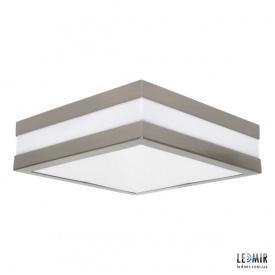 Накладной светильник Kanlux JURBA DL-218L никель сатиновый