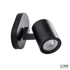 Настенный светильник Kanlux LAURIN EL-1O B черный