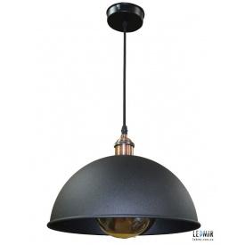 Потолочный подвесной светильник NL 260 DOME черный