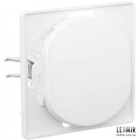 Выключатель одноклавишный Aling-Conel EON E605,0 белый