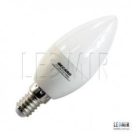 Світлодіодна лампа Decaro C37 5W-E14-3000К