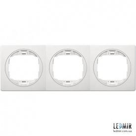 Рамка трехместная Aling-Conel EON E6703,00