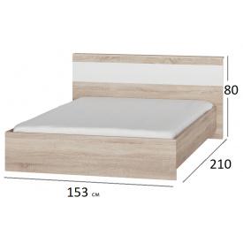 Ліжко 140х200 Сфера 1400