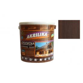 Пропитка акриловая для дерева Akrilika тик 2 л