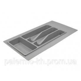 Лоток для кухонных приборов Volpato серый 270x490 мм