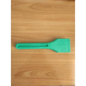 Лопатка для скління пластикова з пластиковою ручкою GREENTEQ