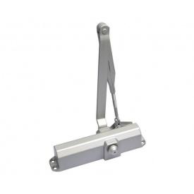Доводчик дверной DORMA TS Compact до 80 кг до 1100 мм с ножницами серый