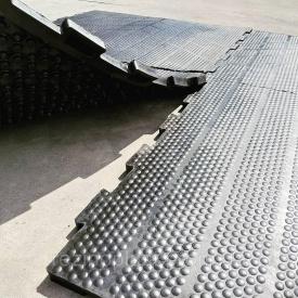 Резиновое напольное покрытие (1800х1200х25мм)