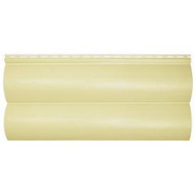 Сайдинг Слім Блок Хаус білий 3660х230 (мм)