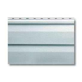 Сайдинг панель світло-сіра 3660х230х1,1 мм