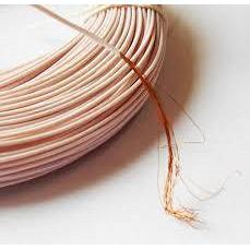 Провод монтажный МГТФЭ сечение 1х0,07 мм