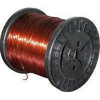 Эмаль-провод ПЭМС диаметр 0,1 мм