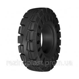 Шина цельнолитая Delasso R102 5,00-8 SolidAir (PREMIUM)