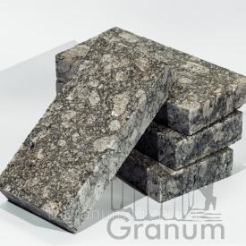 Тротуарна плитка із Корнинського граніту