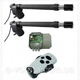 Doorhan sw 2500 kit-автоматика для розпашних воріт