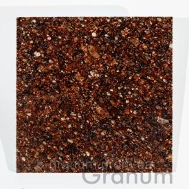 Плитка-бруківка з граніту Токовського родовища
