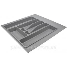 Лоток для кухонных приборов Volpato 470x490 мм Серый