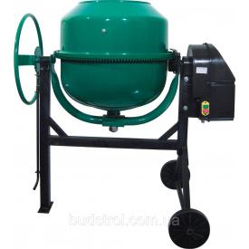 Бетономешалка Вектор БРС-200 литров 1100 Вт чугунный венец