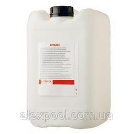 Litokol LITOLAST 5 кг Силоксановая водоотталкивающая пропитка для защиты фасадов LTL 0005