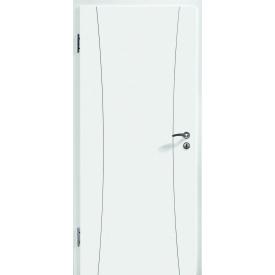 DesignLine Groove межкомнатные двери Huga 900х2000х140 цена за блок