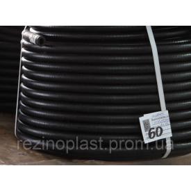 Шланг резиновый маслобензостойкий МБС 40х49-1,0 ГОСТ 10362-76