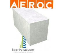 Газоблок Аерок D400 гладкий 300х200х600 мм Обухів