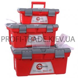 """BX-0403 Комплект ящиків для інструменту 3 шт 13 """"/16"""" / 18 """""""