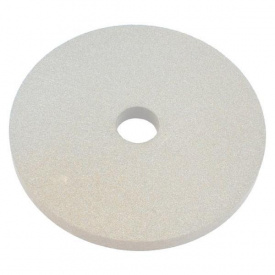 Круг 1 25А ЗАК 125x20x32 F46-80 (белый) ПТ-1047