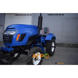 Мототрактор Forte МТ-201LT синий (фреза 1.2 м)