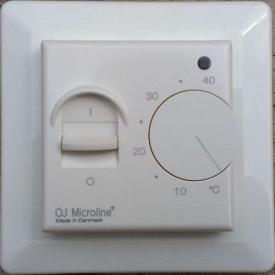 Механічний регулятор для теплої підлоги OJ Electronics MTN-1991 (датчик підлоги)