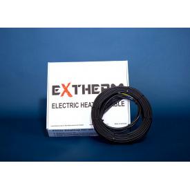 Кабель двухжильный алюминиевый экран Extherm ETС ECO-20-600 /3.0-3.8м2/