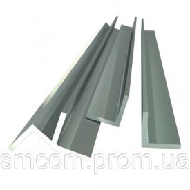 Куточок алюмінієвий АМГ2 ПР 100-7 20х20х2 мм