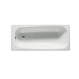 CONTESA ванна 150x70см прямоугольная с ножками Roca A236060000+A291021000
