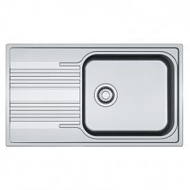 Кухонна мийка Franke Smart SRX 611-86 XL Сталь 101.0456.705