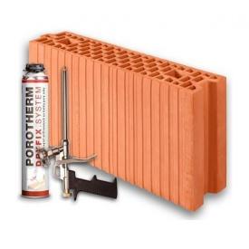 Керамический блок Porotherm 11,5 Dryfix 115x498x249 мм
