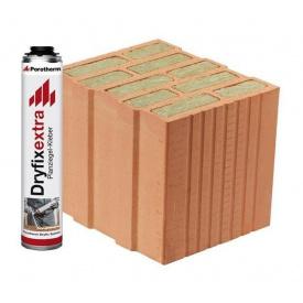 Керамический блок Porotherm 30 T Dryfix 300х248х249 мм
