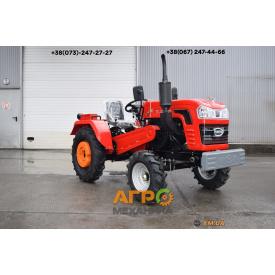 Мінітрактор FORTE ТР-240-2WD