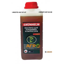 Масло компрессорное GRUNHELM OIL 1л