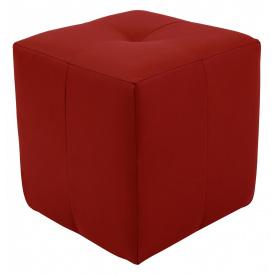 Пуфик Кристи Richman 40 x 40 x 45Н Fly 2210 Красный