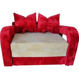 Детский диванчик Ribeka Барби Красный (09M07)