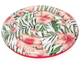 Пляжный надувной матрас Bestway 43410 «Мирная пальма»