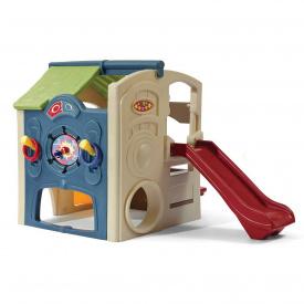 Детский игровой комплекс с домиком Step 2 NEIGHBORHOOD FUN CENTER