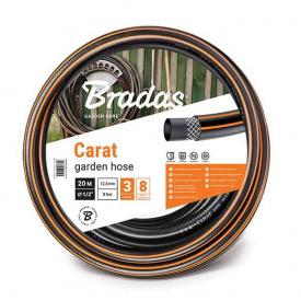 """Шланг садовый Bradas CARAT WFC1/220 1/2"""" 20 м"""