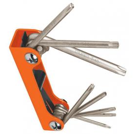 Набор ключей TRUPER TORX-8 в металлической ручке 8 шт