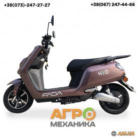 Электрический скутер FADA NiO 2000 (бронзовый)