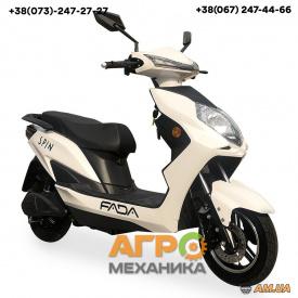 Электрический скутер FADA SPiN 1500 (белый)