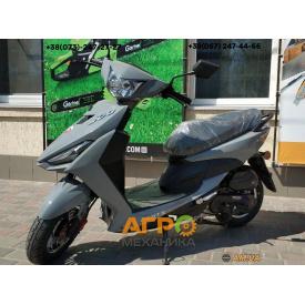 Скутер Forte NEW JOG 80 cc (серый)