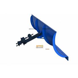 Лопата-отвал для мотоблока 1м (тип-2)